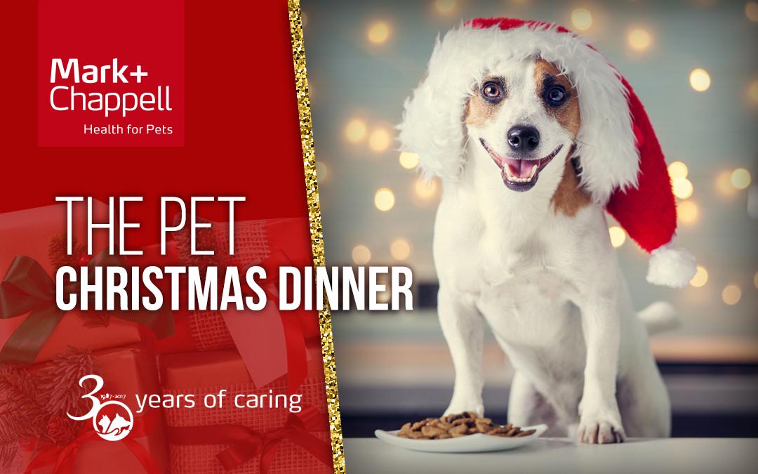 The Pet Christmas Dinner!