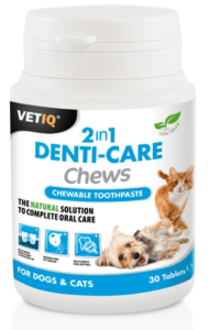 Denticare 2 in 1 chews - Mark and Chappell