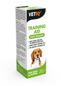 VetIQ Toilet Training Aid - Mark and Chappell