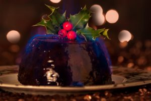 Christmas Pudding Poisonous for Pets - Mark + Chappell