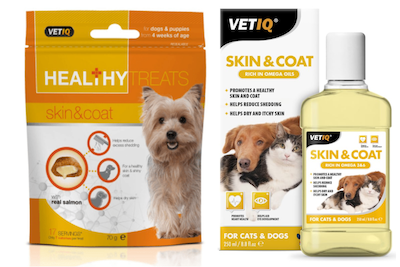 Dog Skin and Coat Supplements - Mark + Chappell