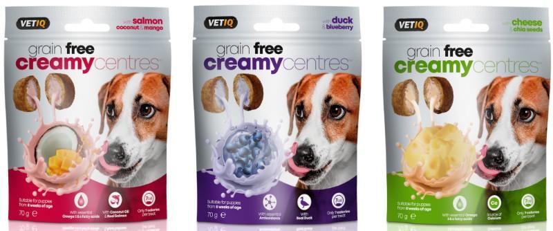 Creamy Centres Dog Treats - Mark + Chappell