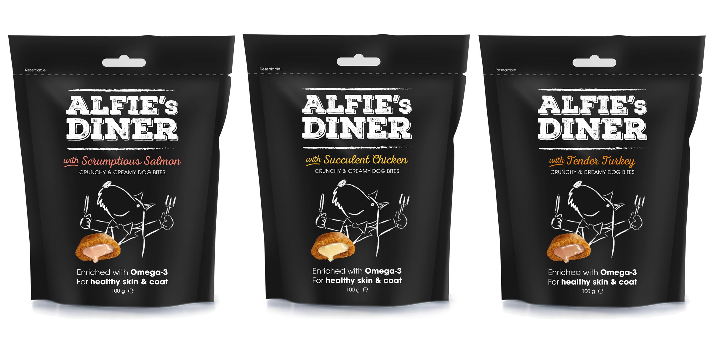 Alfie's Diner Range