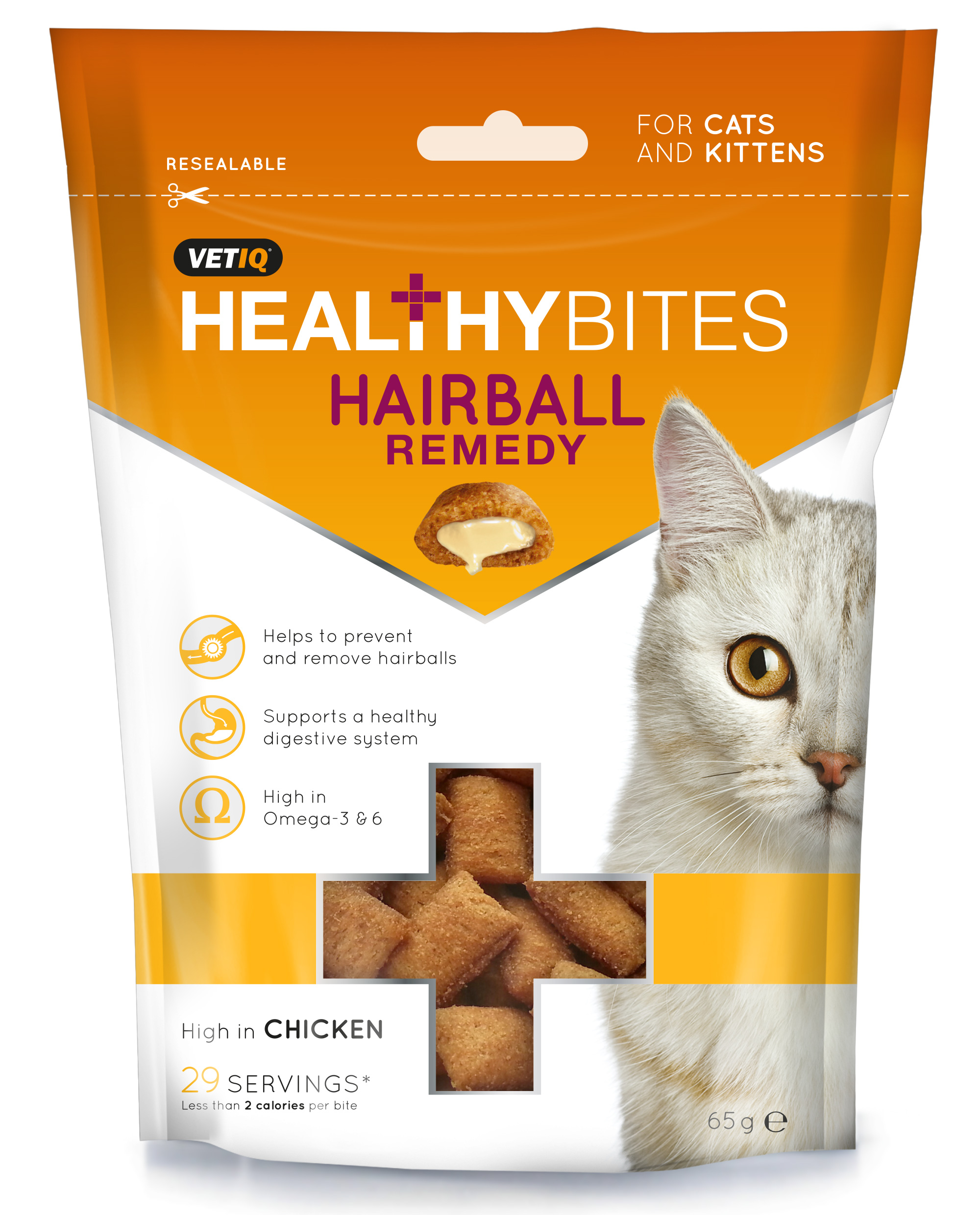 Healthy Bites Hairball Remedies