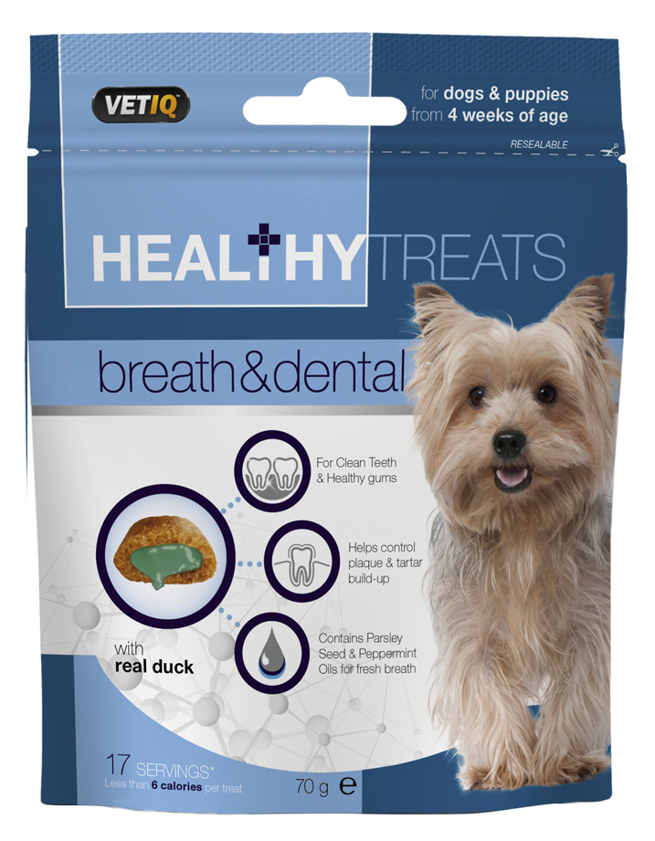 Healthy Treats Breath and Dental