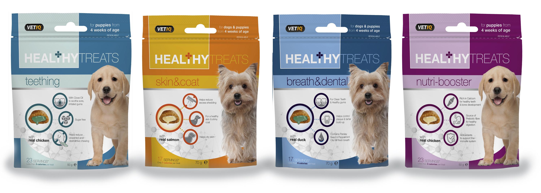 Healthy Treats Range