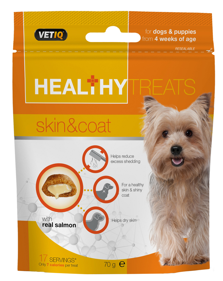 Healthy Treats Skin and Coat