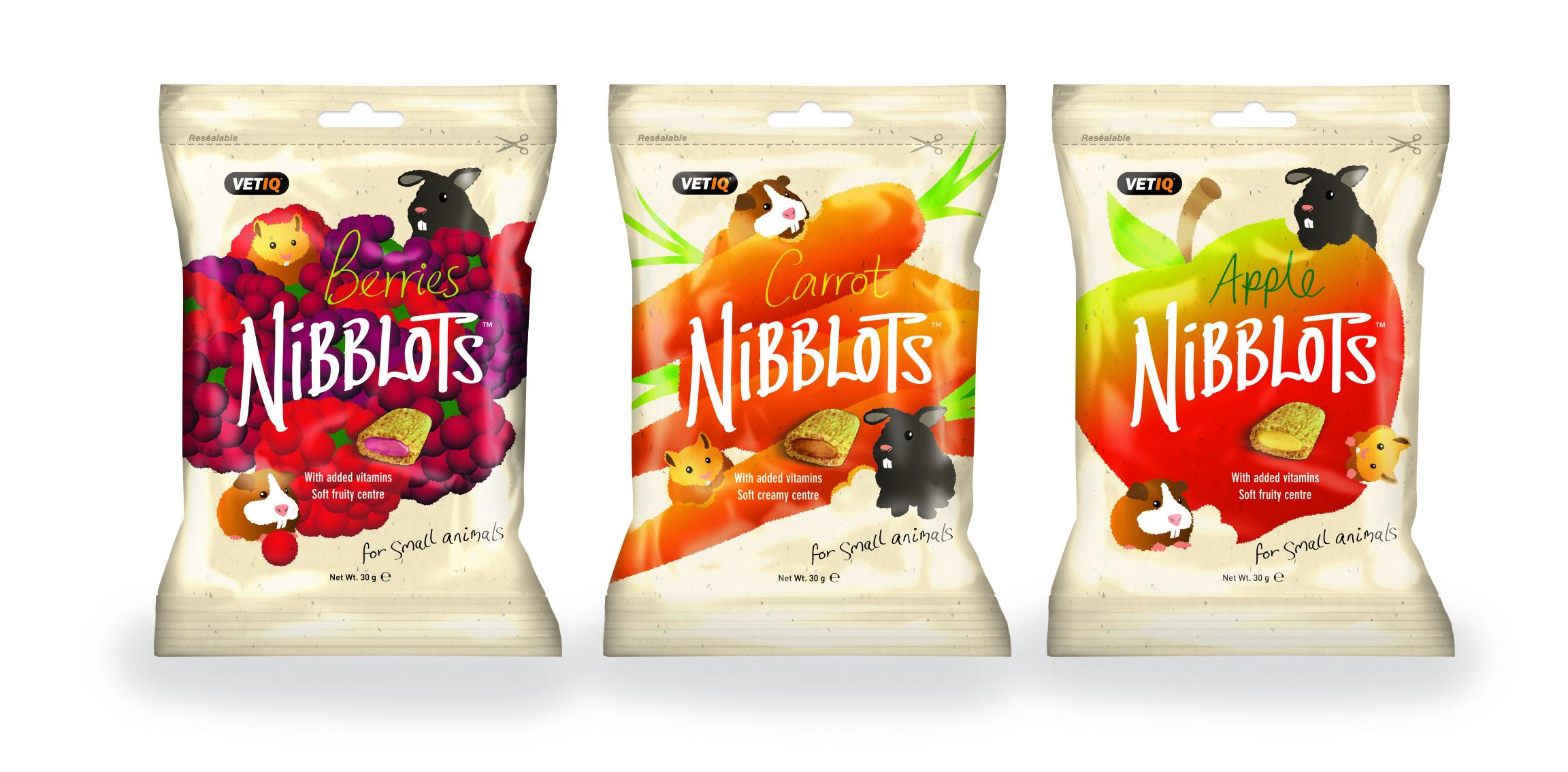 Nibblots Range