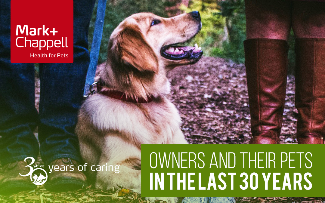 How Has Pet Ownership Changed Over The Last 30 Years?