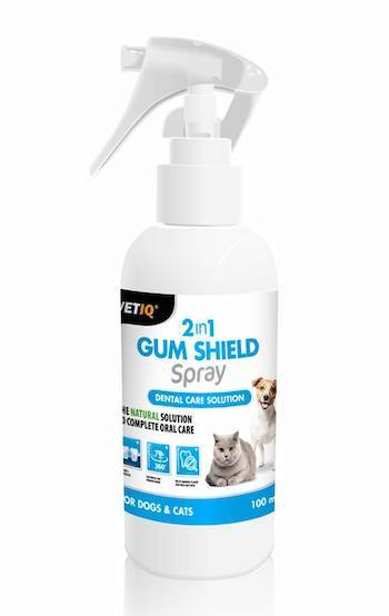 2in1 Gum Shield Spray smaller - Mark and Chappell