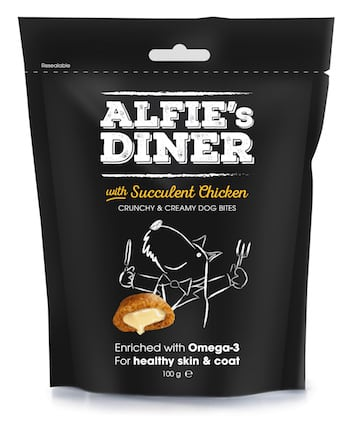 Alfie's Diner Chicken - Mark and Chappell