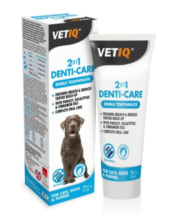 Denti-care Edible Toothpaste - Mark and Chappell