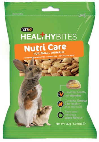 HB Nutri Care for Small Animals - Mark & Chappell