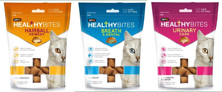 Healthy Bites Range