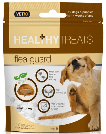 Healthy Treats Flea Guard - Mark and Chappell