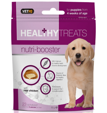 Healthy Treats Nutribooster - Mark and Chappell