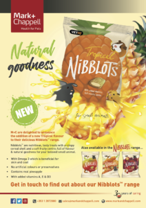 Mark & Chappell Nibblots Tropical Poster