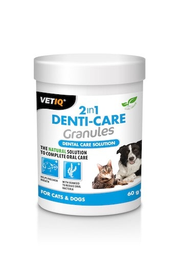 2in1 Denti-Care Granules - Mark and Chappell